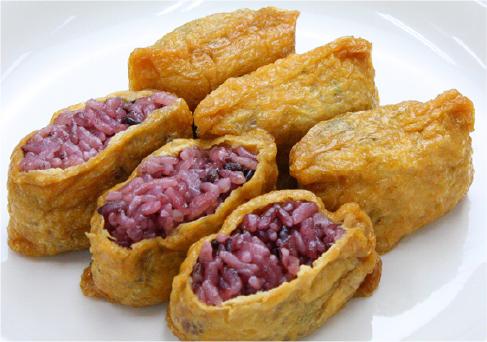 プチいなり寿司(黒糖)