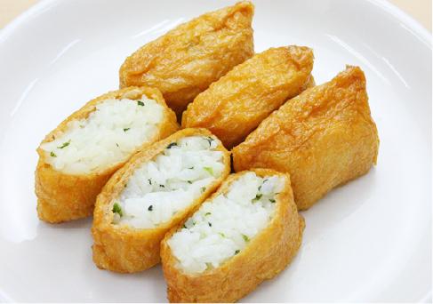 プチいなり寿司(青菜)