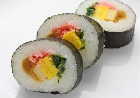巻き寿司 8貫セット